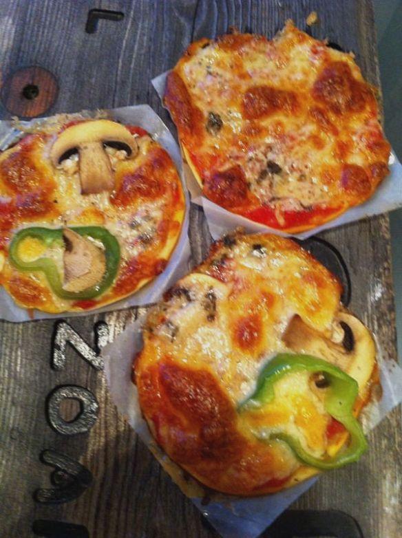 mini pizza 2vf