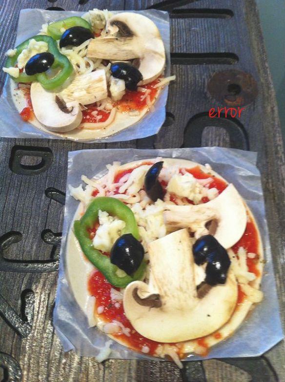 mini pizzavf